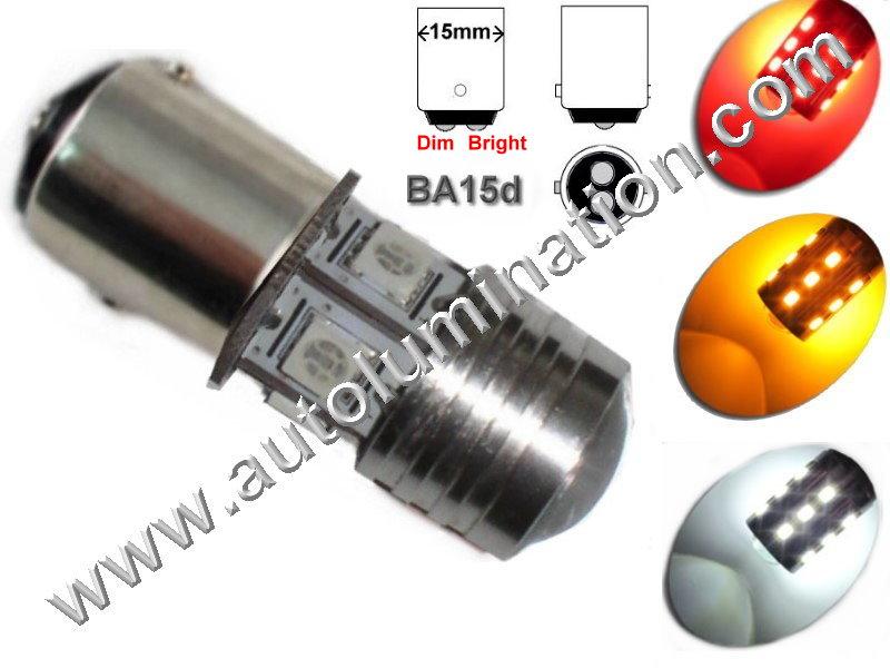 1158 Ba15d Optical Tower 6X 6V