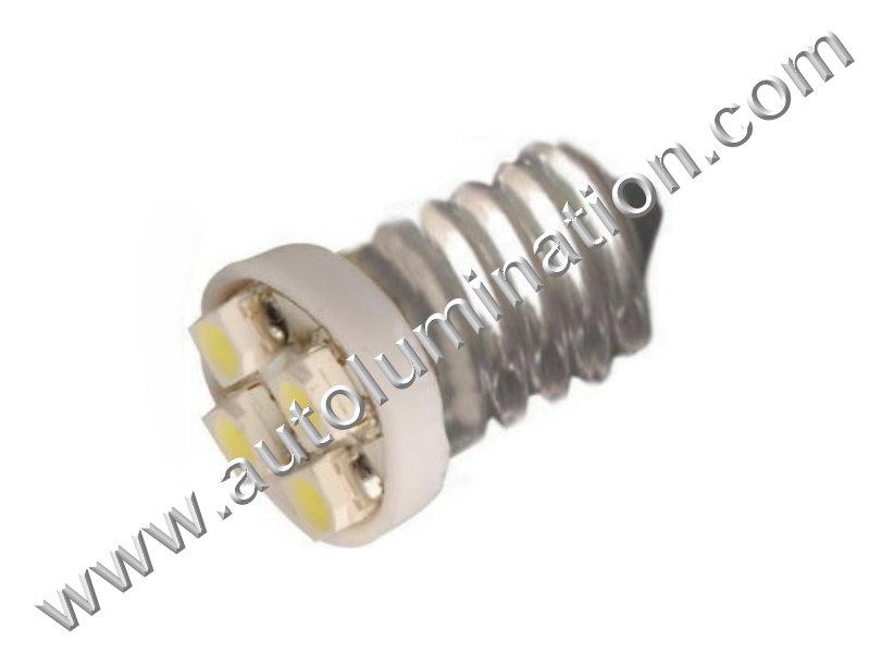 153 G3-1/2 E10 6V 4star Led Bulb