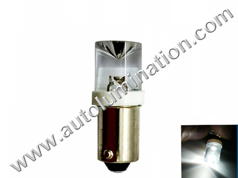 44 G3-1/2 Ba9s 6V Inverted Led Bulb