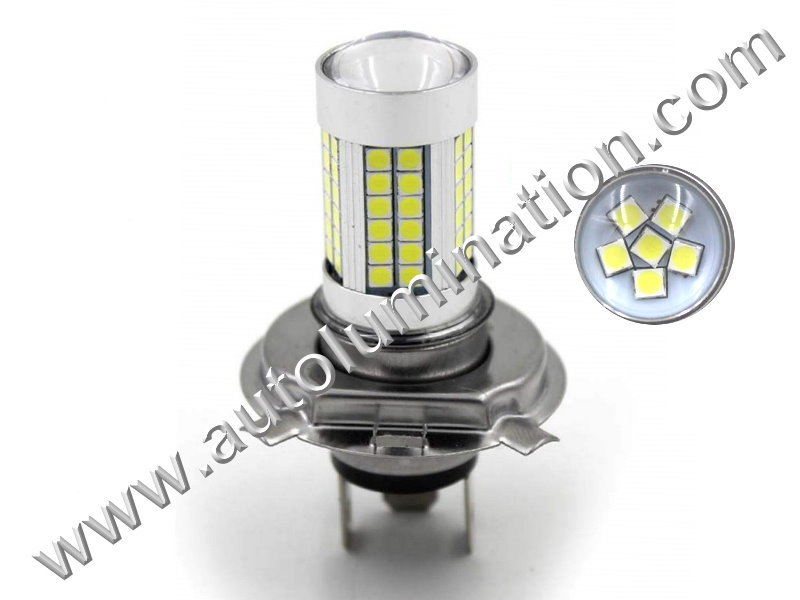 H4,9003,P43t 66led optical 6V